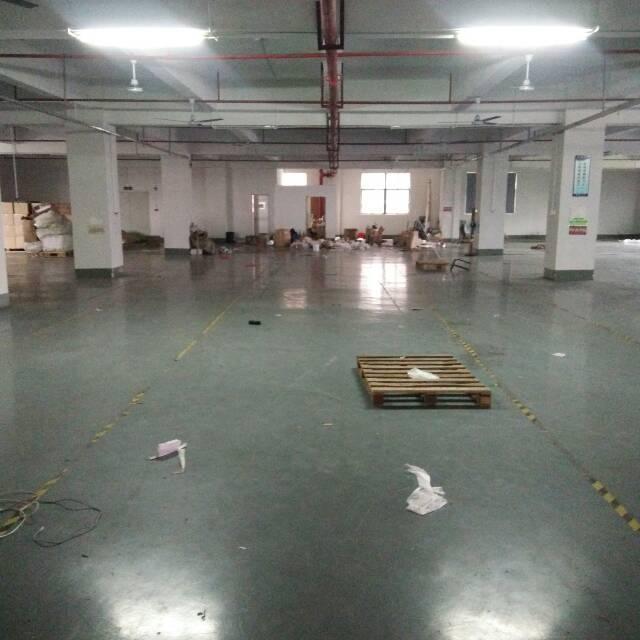 塘厦镇科苑城原房东三楼500平方,适合做办公贸易、仓库等行业