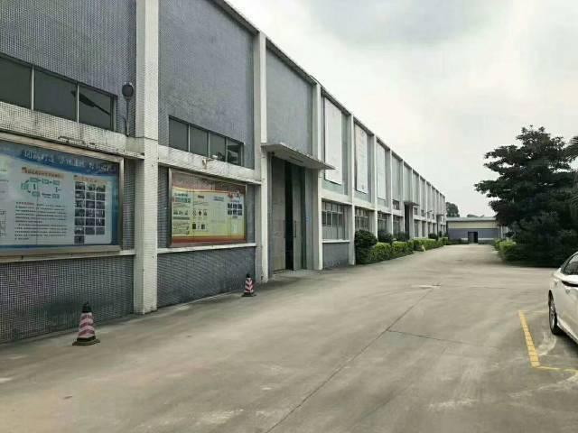 广州新华5000平独院钢构厂房仓库招租可分租