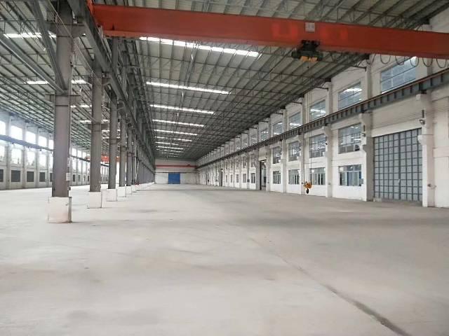 佛山独院新出独院钢构36000平招租,带红本,有天车