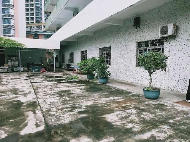 惠州仲恺区中心地带,标准厂房一楼出租,可办环评