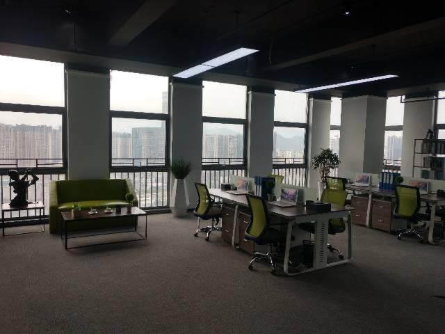 横岗高端大气精装修办公楼配套齐全图片3