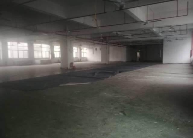 深圳公明李松蓢新出二楼小面积厂房,有前台办公室