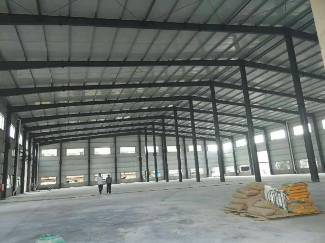 惠州仲恺15米独栋单一层钢构厂房10500招商