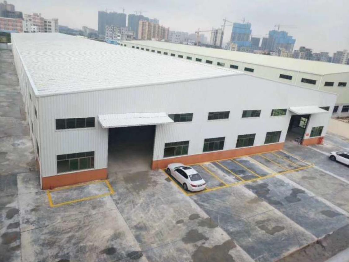 仲恺高新区泮沥5000平全新钢构厂房出售