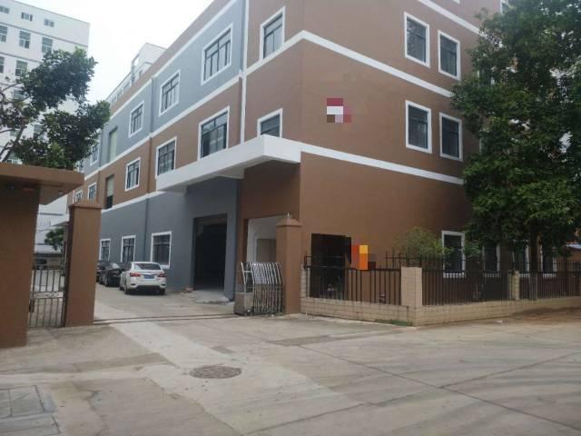 邻居新科独栋厂房,仓库出租,建筑面积4500平方