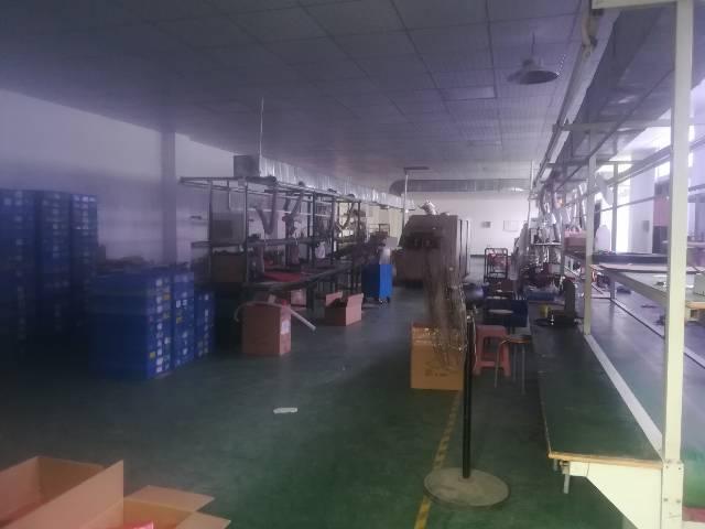 深圳塘尾新出二楼精装修厂房,办公室前台应有尽有-图5