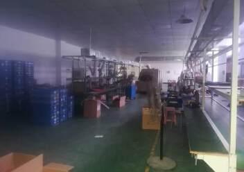 深圳塘尾新出二楼精装修厂房,办公室前台应有尽有图片5