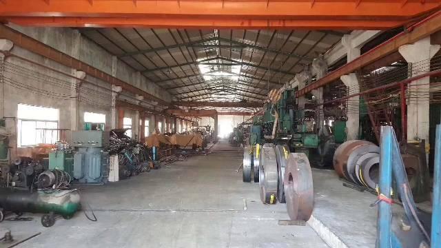 惠阳秋长镇现空出8000平方钢构厂房 滴水9米高 带现成行车