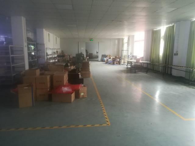 深圳塘尾新出二楼精装修厂房,办公室前台应有尽有-图4