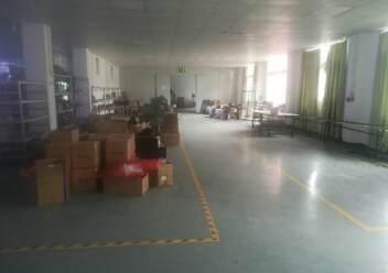 深圳塘尾新出二楼精装修厂房,办公室前台应有尽有图片4