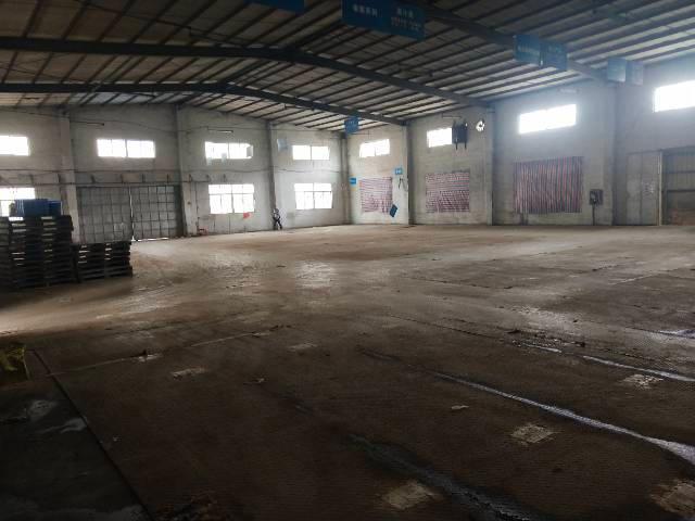 惠州市惠城区桥东带卸货平台厂房出租