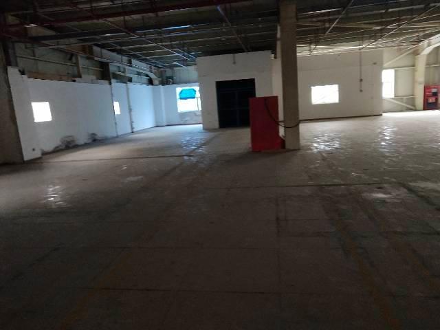 福永1700平方仓库出租3吨电梯