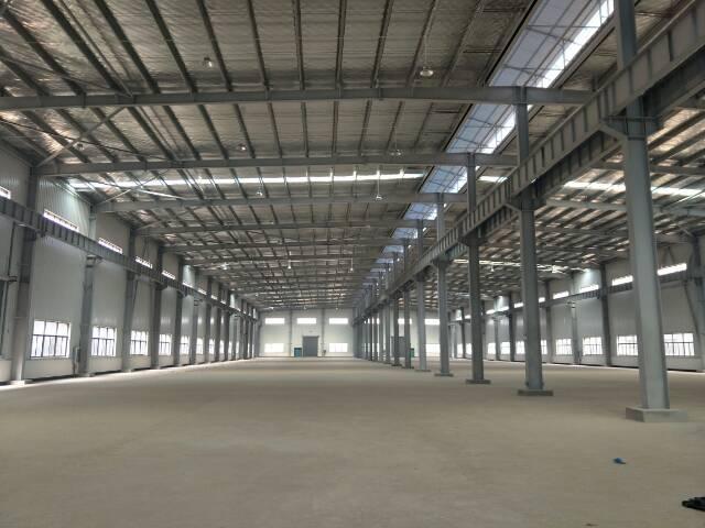 厂房24000平米,可以生产加工,交通便利,配套齐全。