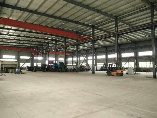 厂房10000平米,10吨双行车,配套齐全,可分租,行业不限