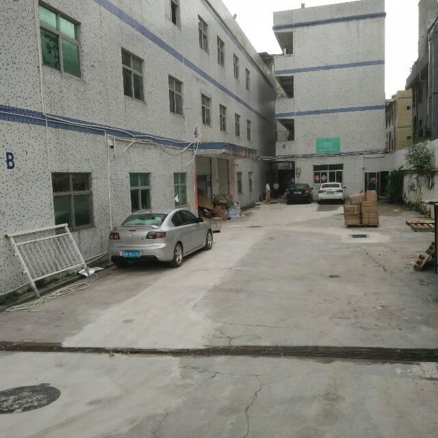 龙岗区园山街道安良社区标准一楼厂房600平厂房出租
