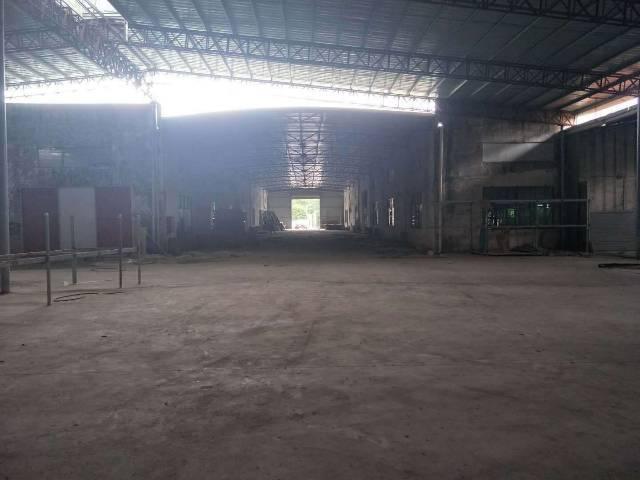 惠州市博罗6000平厂房招租
