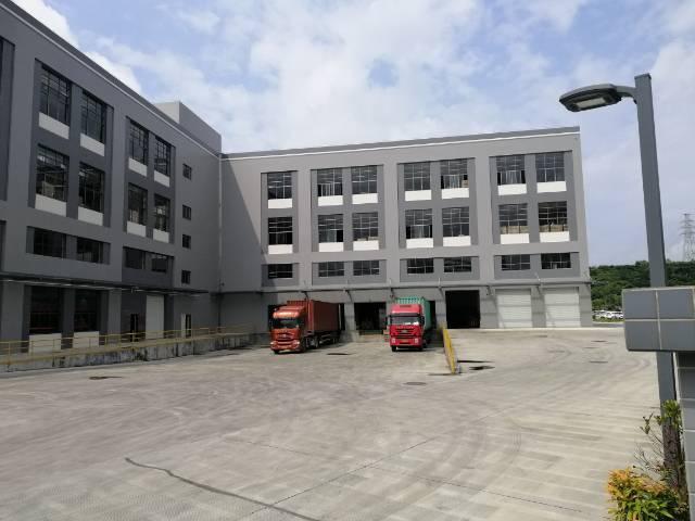 惠州市惠城区独院红本厂房岀售34800平方