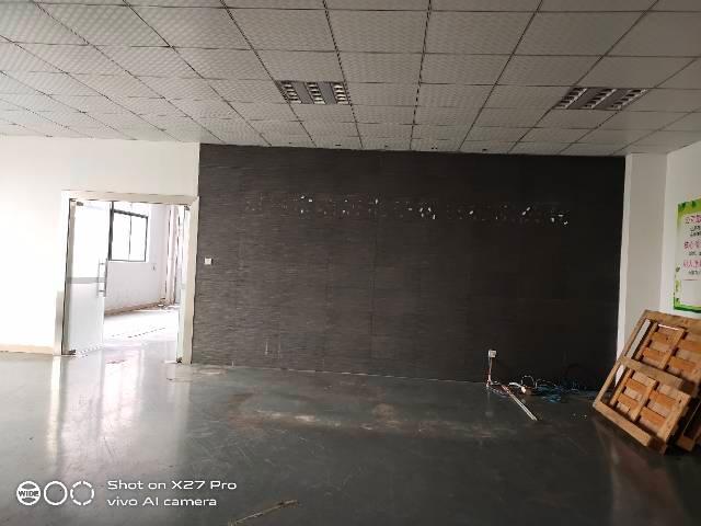 塘厦沙湖高端工业园新出3楼2000㎡带现成办公室原房东厂房-图3