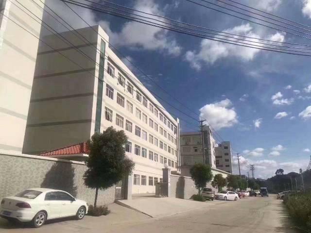 天河独门独院带红本标准厂房4800平可生产可办理环评