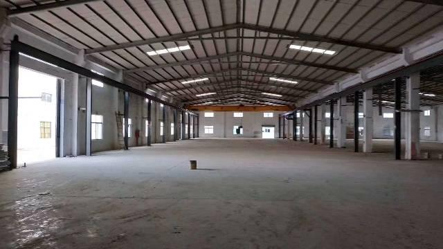 惠城区独门独院全新单层钢构厂房9000平米-图3