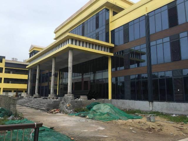 大朗全新重工业厂房出租带牛腿,一楼7米高