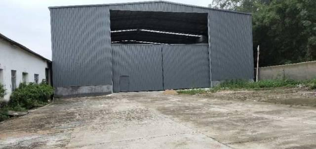博罗县新出滴水10米空地超大厂房