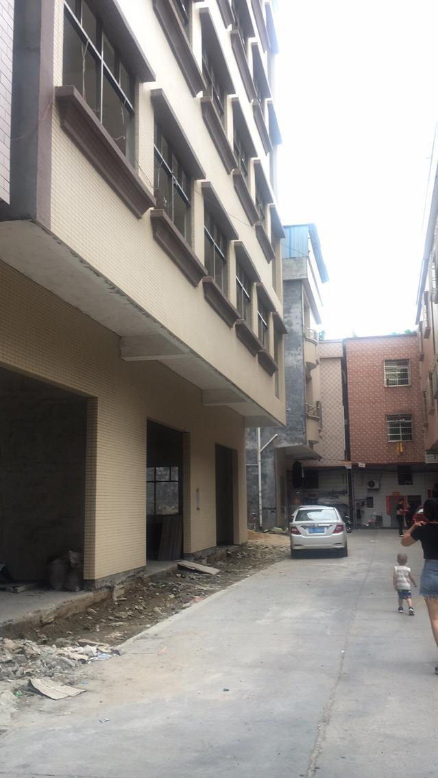 惠州园洲占地2000m²,建筑1500m²村委厂房转