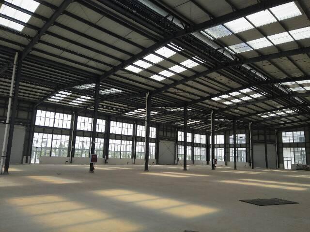 龙泉经开区4500平全新独栋厂房出租