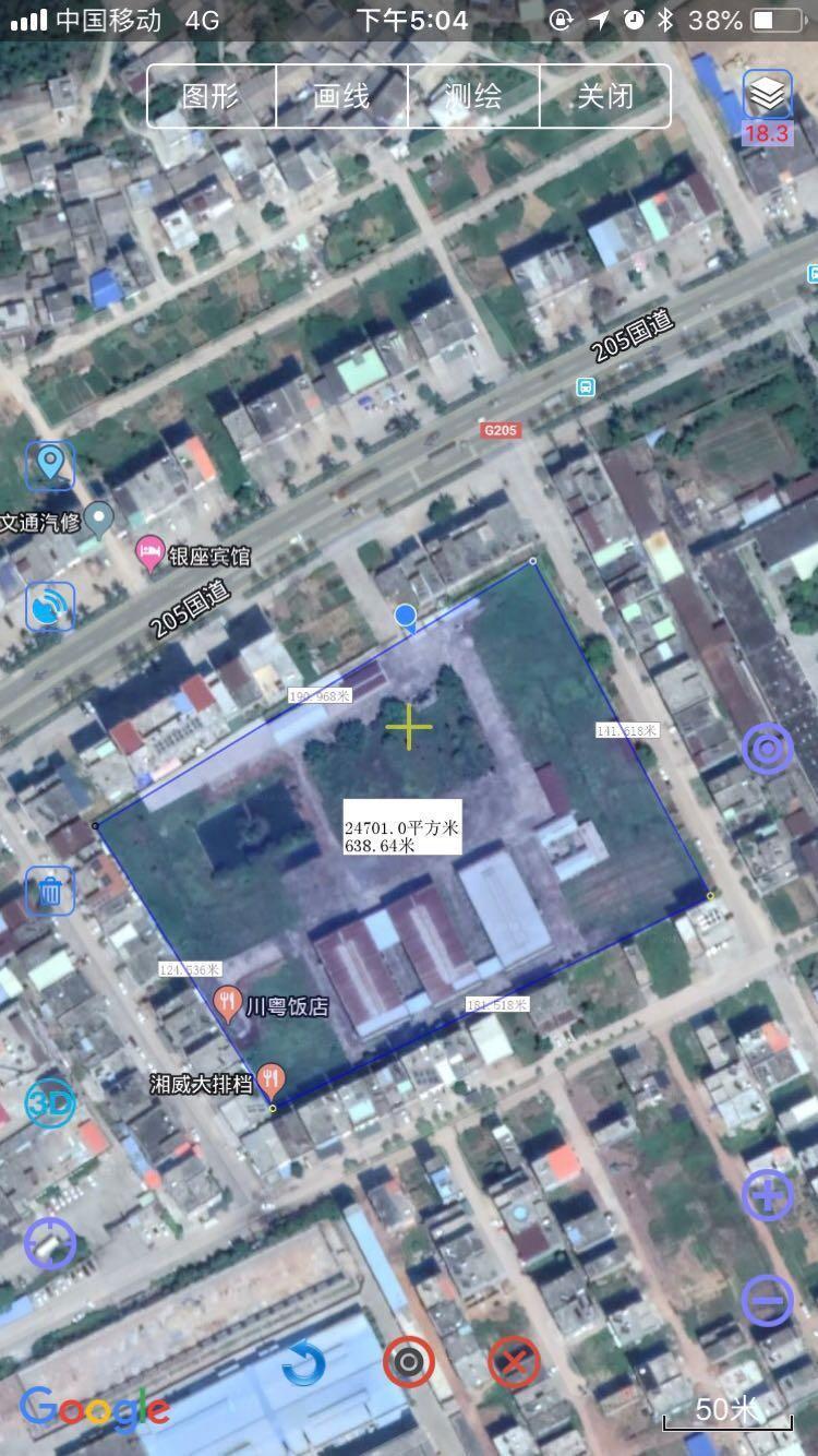 惠州博罗均价1300一平国有证厂房出售