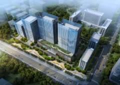 超甲级写字楼/国际创新中心/完善配套/商业/电梯/车位/物管