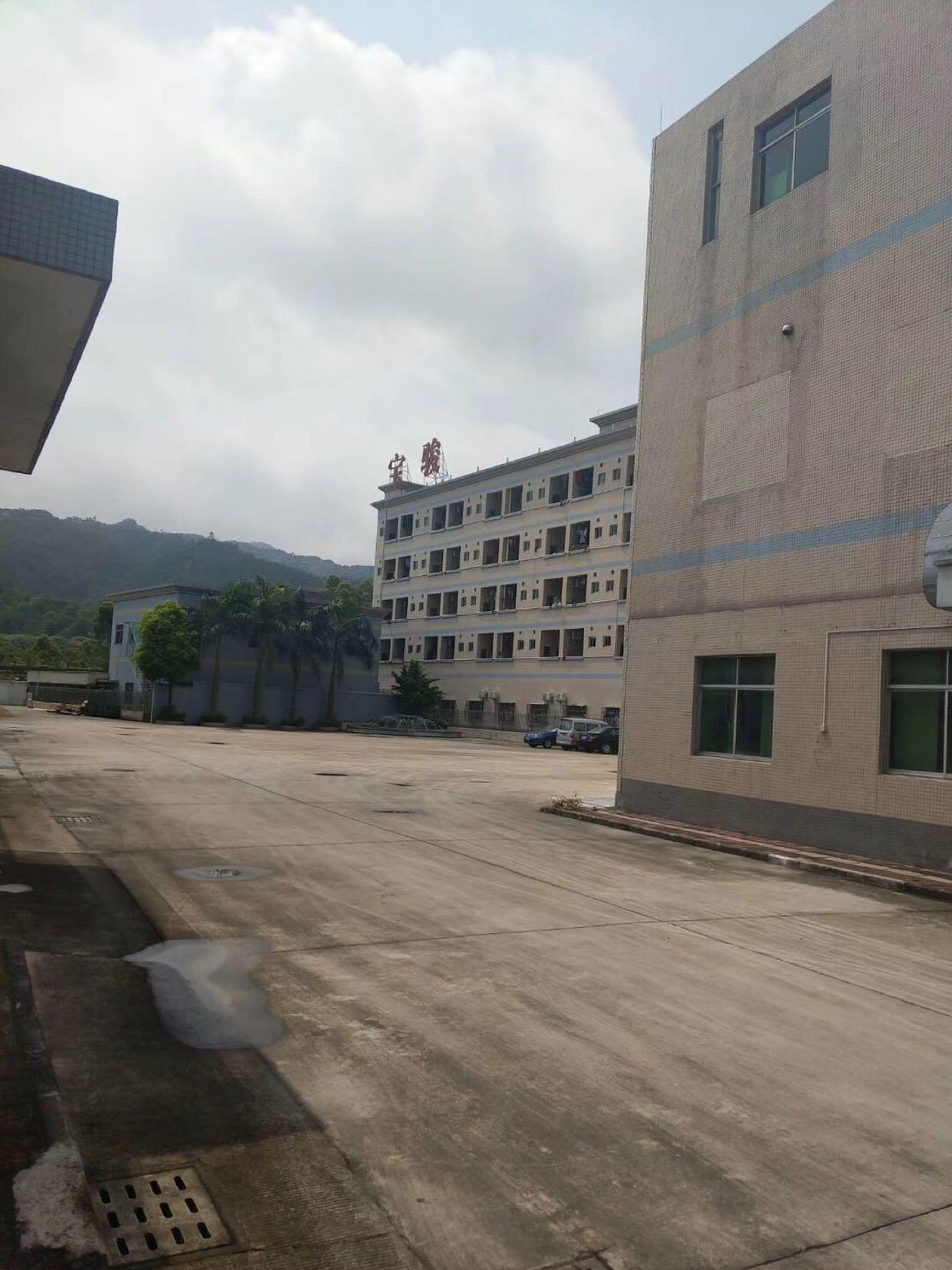 博罗出售占地3800m²单层不动产权证厂房