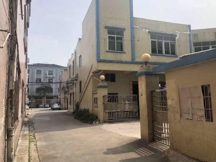 东莞谢岗占地5300建筑3750集体工业厂房出售:1、占地
