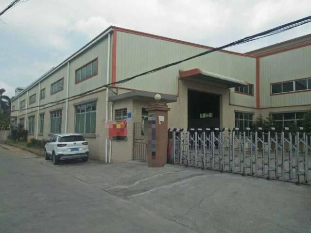 独门独院,南沙标准750平厂房出租,带货梯,可办环评