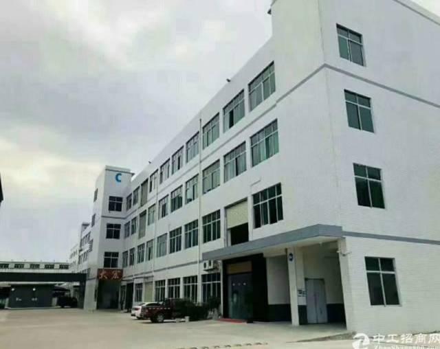 大岭山最便宜标准厂房600平方出租。只租10元