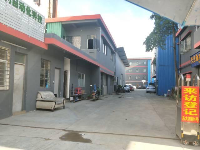 长安乌沙建安路旁新出一楼带行车厂房招租