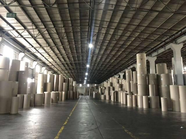 清溪八月份新出钢构标准高台物流仓库40000平方出租