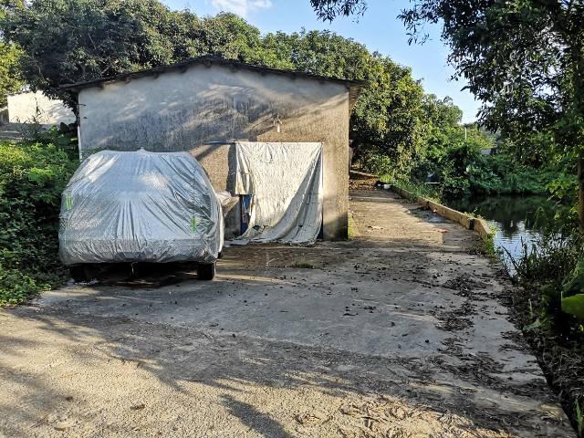 广州市天河区龙洞渔沙坦新出独院单一层仓库500平出租