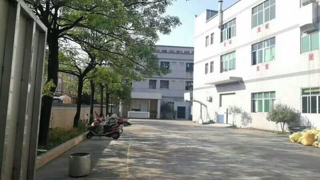 临深凤岗可清场独院8000平厂房出售