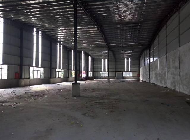 茶山镇实际面积厂房,单一层21000平方招租中