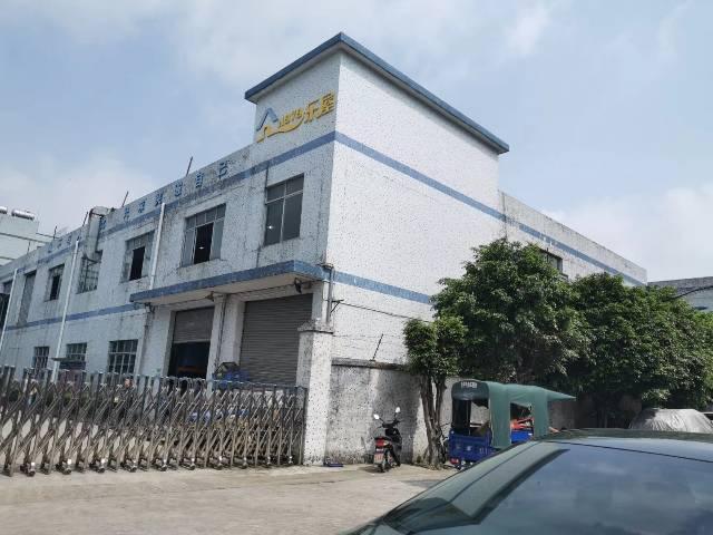 白云区长红工业路独院6500平方厂房电商仓库