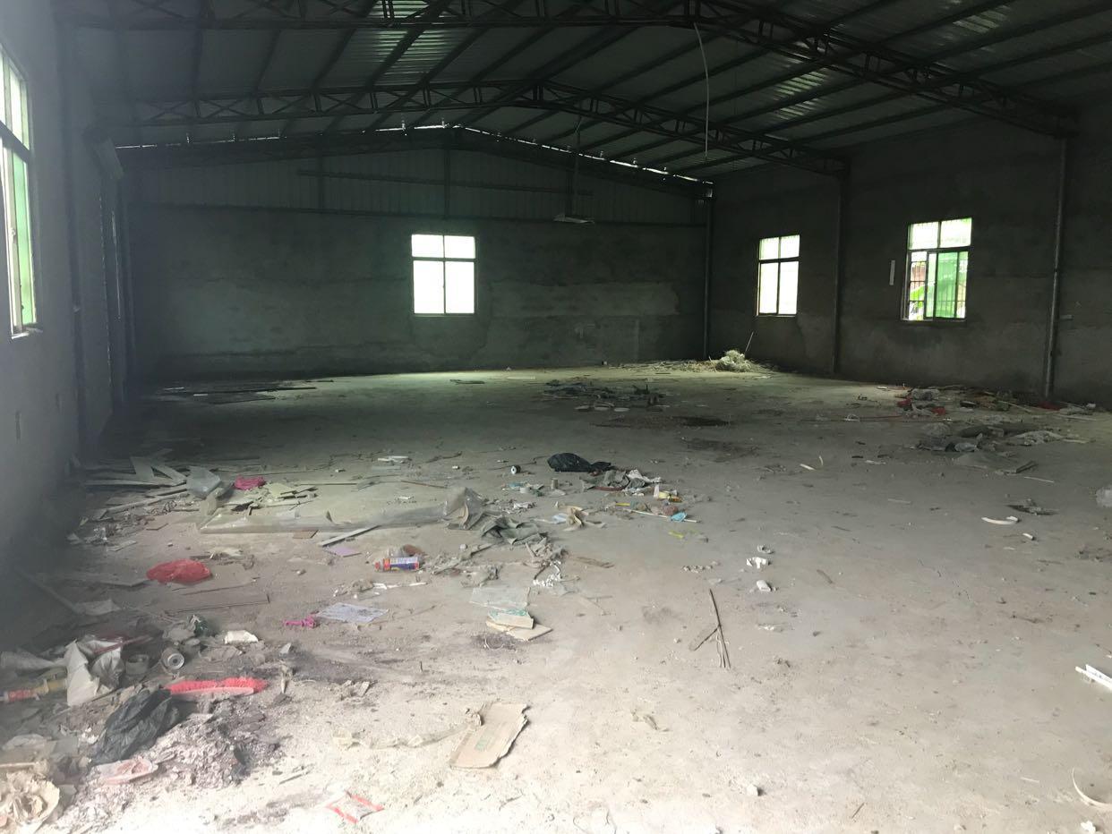 惠州市马安镇新乐工业区700钢构