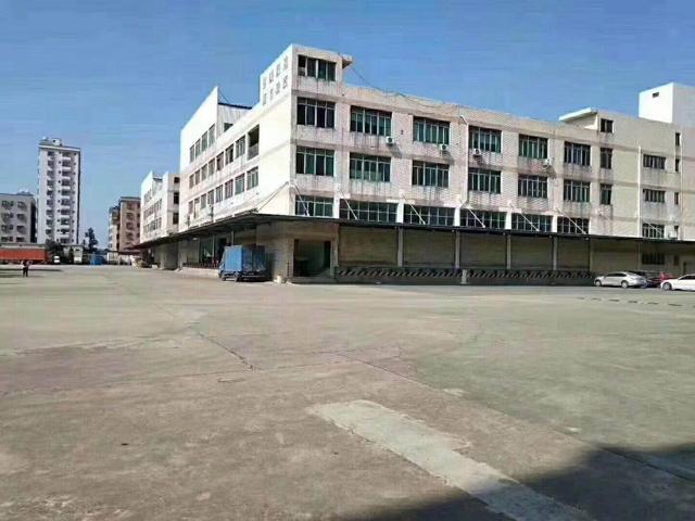塘厦新出红本原房东24000平物流仓库也可做生产标准厂房