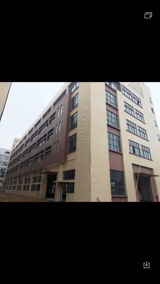 柏塘镇新出原房东独栋标准厂房4500平,证件齐全,工业园区