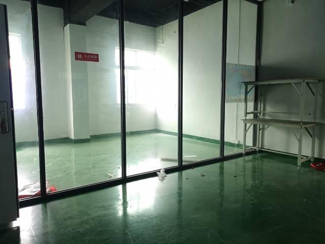 观澜福民原房东厂房面积实量1200平精装修无转让费-图3