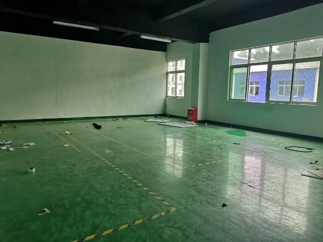 观澜福民原房东厂房面积实量1200平精装修无转让费-图5