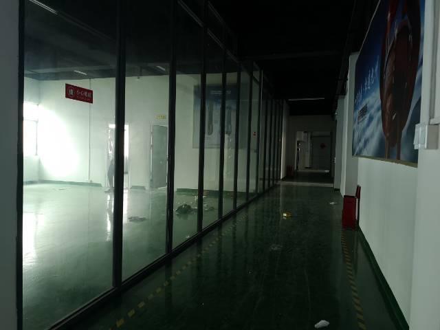观澜福民原房东厂房面积实量1200平精装修无转让费-图2