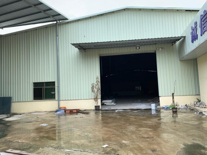 惠阳淡水独门独院钢结构厂房3200平方招租