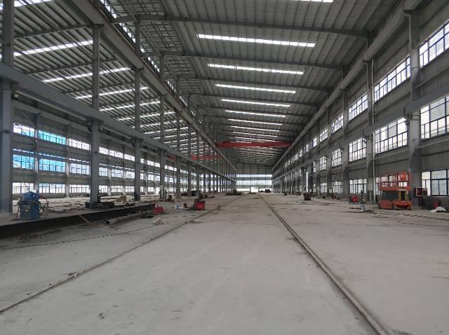 惠州博罗十万平方原房东红本全新钢结构厂房出租