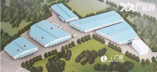 花都京广高速附近物流仓库高11米13000平配高卸货平台
