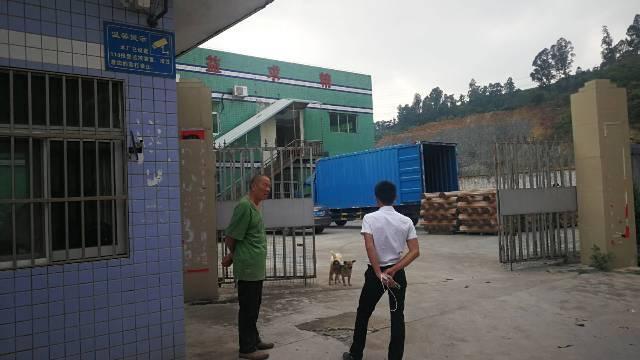 惠州惠阳沙田镇新出原房东独门独院3300平方砖墙到顶钢构厂房
